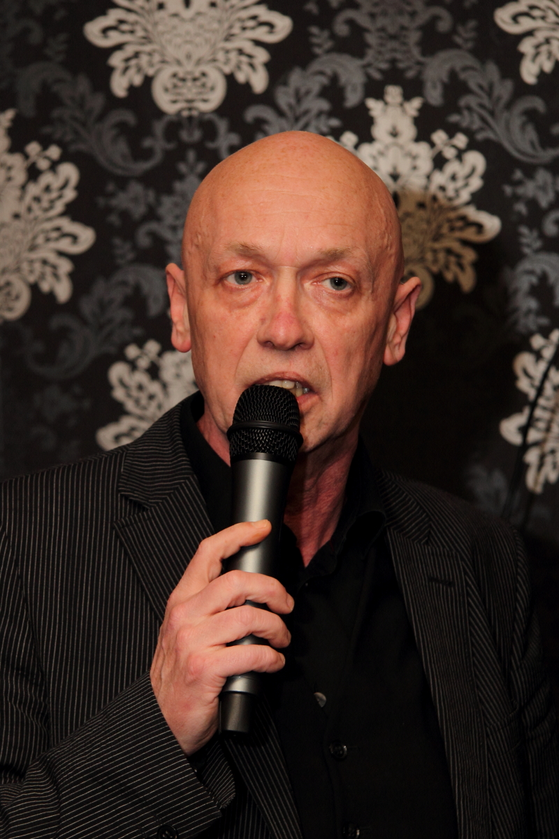 Presentator Jacco Bijlsma